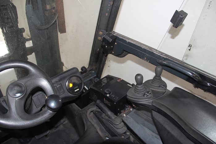 Linde E20P-02 Gaffeltruck full